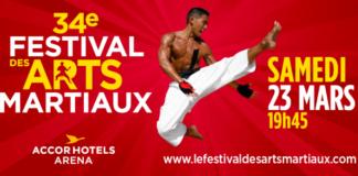 34e Festival des Arts Martiaux