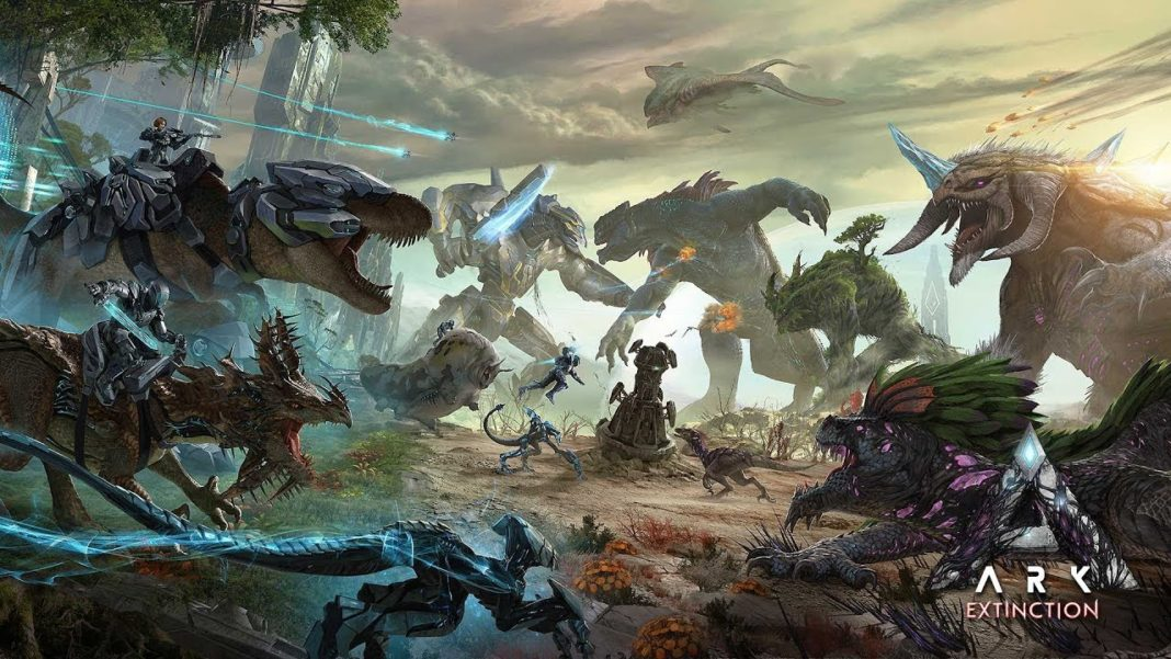 ARK- Extinction Expansion Pack