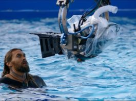 Aquaman Behind the Scenes