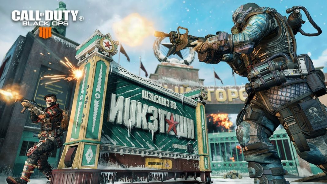 Call of Duty: Black Ops 4 Nuketown