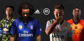 FIFA 19 EA SPORTS x adidas Limited Edition