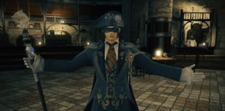 FINAL FANTASY XIV Blue Mage Reveal