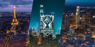 League of Legends Paris la final du championnat du monde 2019