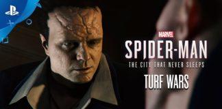 Marvel's Spider-Man Turf Wars
