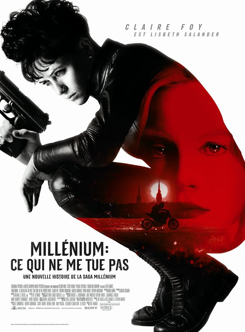 Millenium - Ce qui ne me tue pas