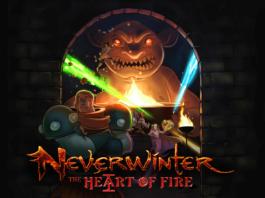 Neverwinter : The Heart of Fire