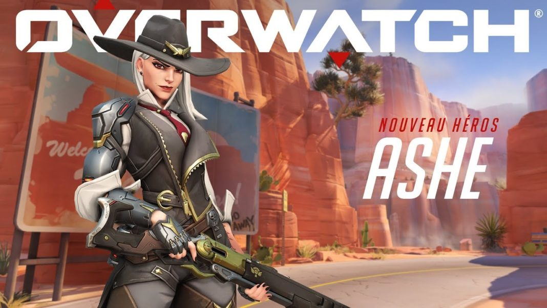 Overwatch Ashe
