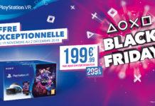 PlayStation VR - Black Friday 2018