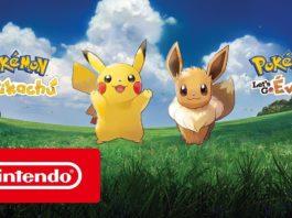 Pokémon : Let's Go, Pikachu et Évoli