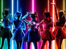 Pretty Guardian Sailor Moon : The Super Live