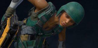 Quake Champions - Athena Champion