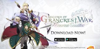 Record of Grancrest War - Quartet Conflict