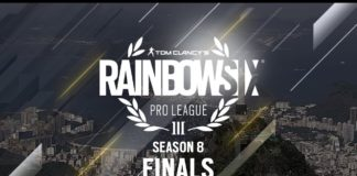 Tom Clancy's Rainbow Six Pro League III Season 8 Finals