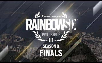 Tom Clancy's Rainbow Six Pro League III Season 8 Finals