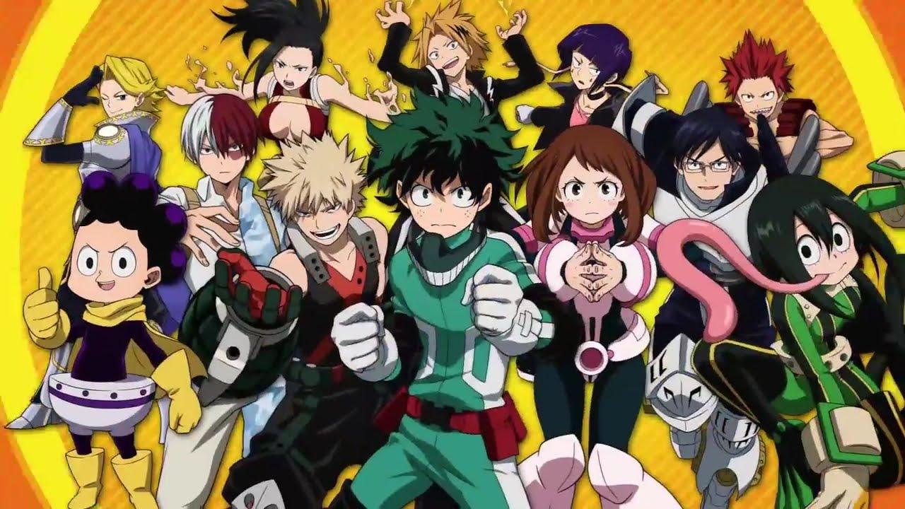 My Hero Academia saison 5 annoncée dans le Weekly Shonen Jump