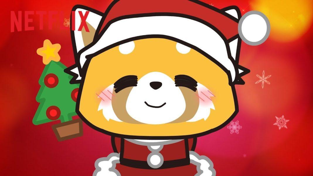 Aggretsuko - Joyeux Noël et bon métal