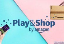 Amazon Play&Shop