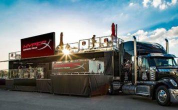 Camion HyperX Esports