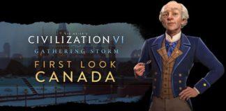 Civilization VI: Gathering Storm Canada