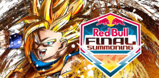 Dragon Ball FighterZ - Red bull final summoning