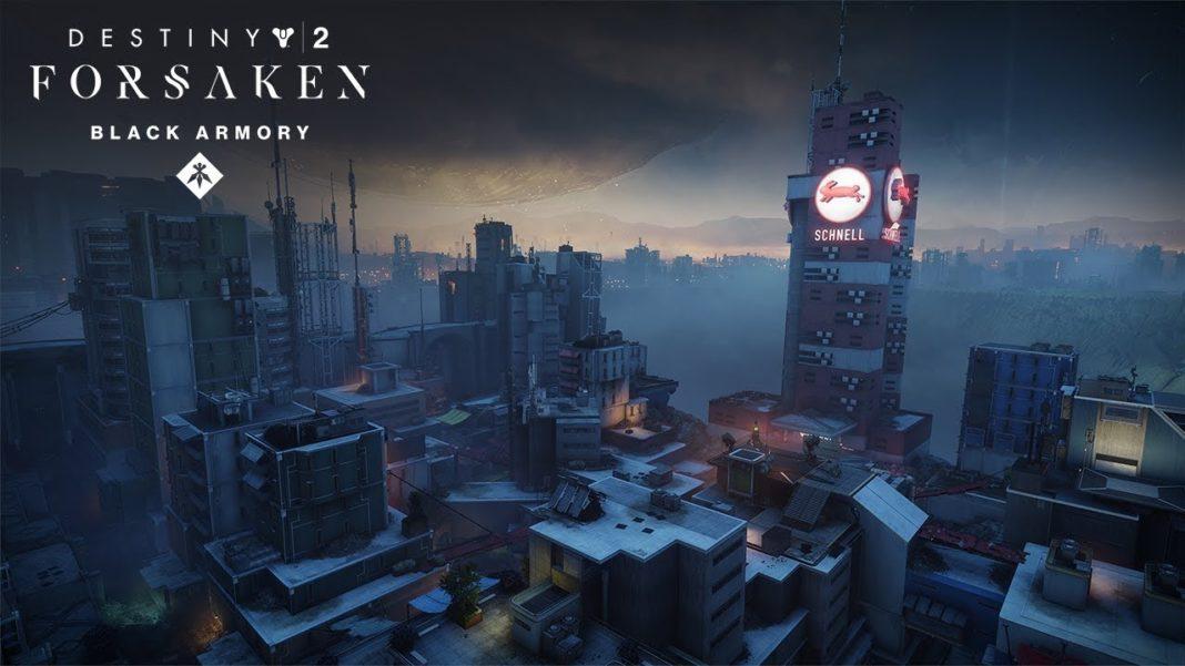 Destiny 2 : Renégats - Le Raid de l'Arsenal Sombre Fléau du Passé