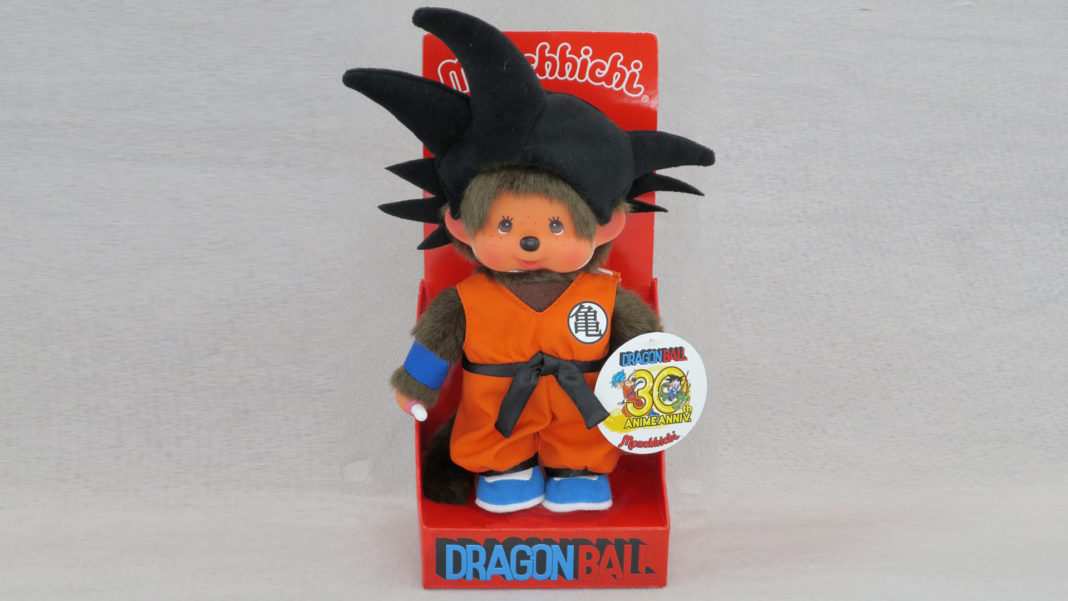 Dragon Ball Monchhichi