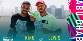FIFA 19 World Tour - Lewis Hamilton VS King Bach