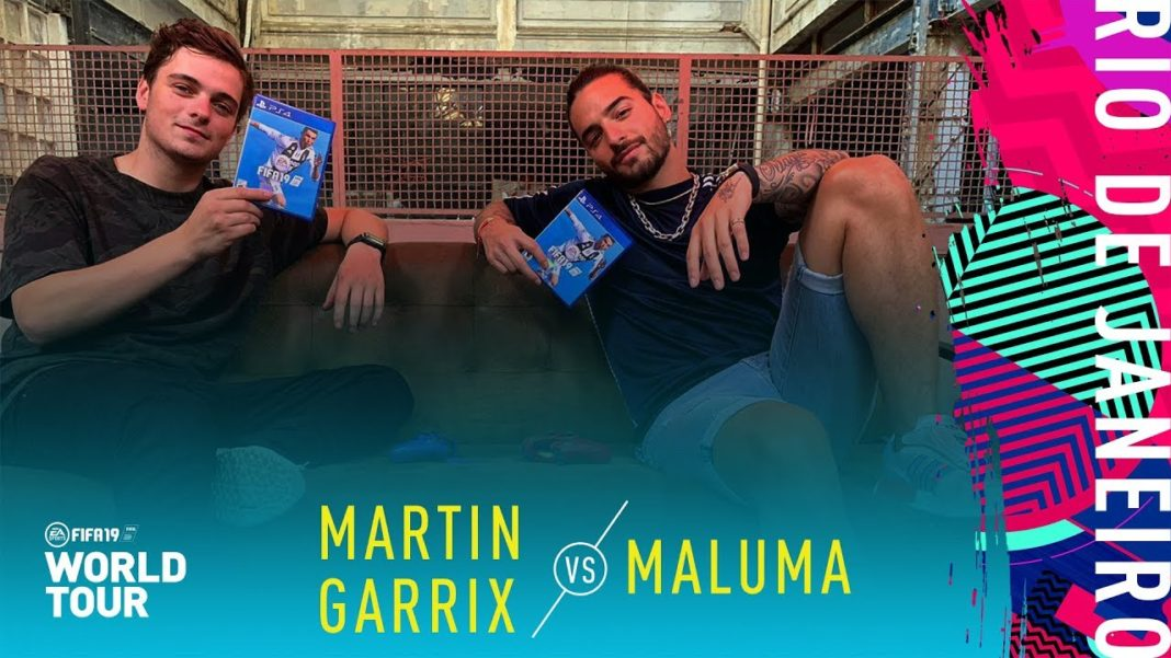 FIFA 19 World Tour - Martin Garrix x Maluma