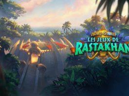 Hearthstone - Les jeux de Rastakhan
