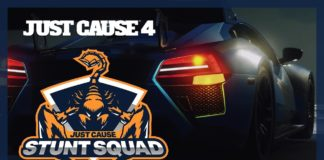 Just Cause 4 - STUNT SQUAD