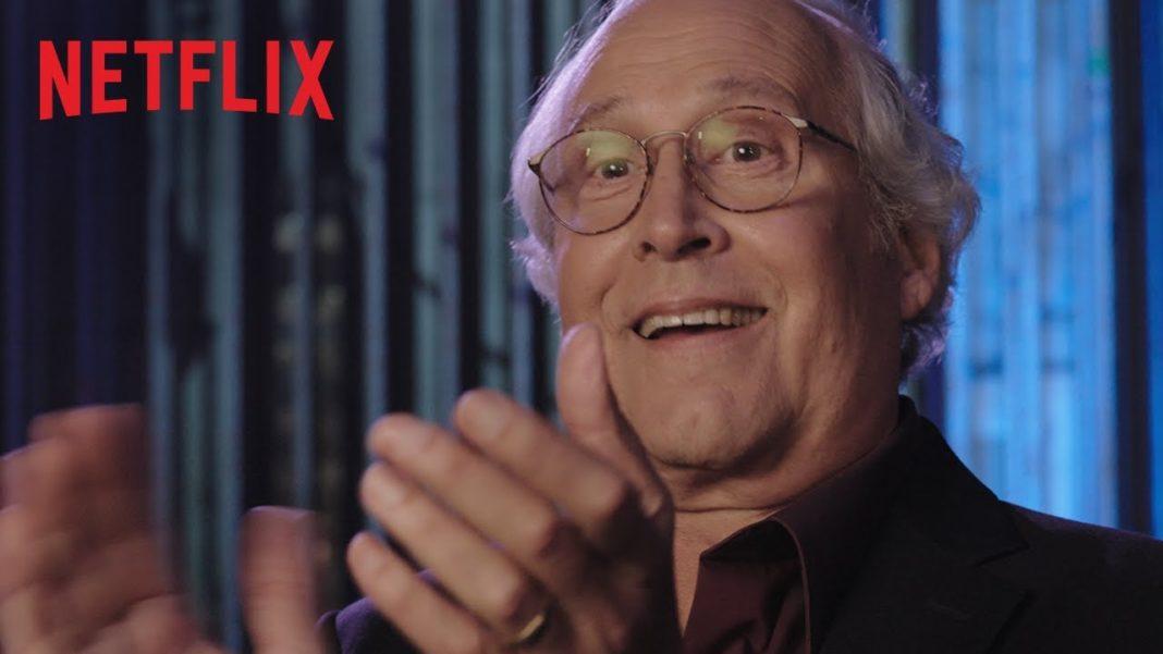 Juste pour rire Netflix