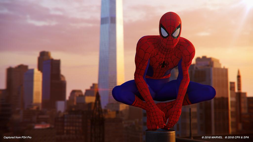 Marvel's Spider-Man- Le retour de Silver 01