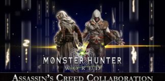 Monster Hunter: World X Assassin's Creed Collaboration