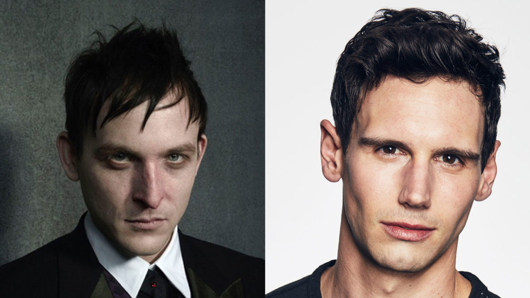Paris-Manga Robin Lord Taylor et Cory Michael Smith