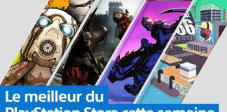 PlayStation Store - Mise à jour PS Store 10 décembre 2018