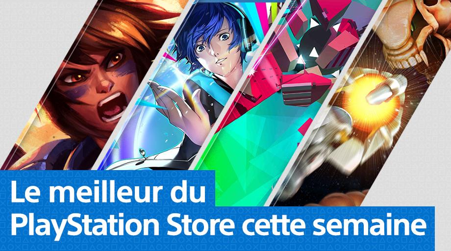 PlayStation Store - Mise à jour du 17 décembre 2018