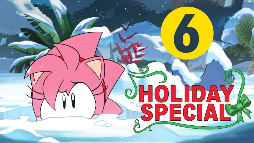 Sonic Mania Adventures - Part 6 (Holiday Special)