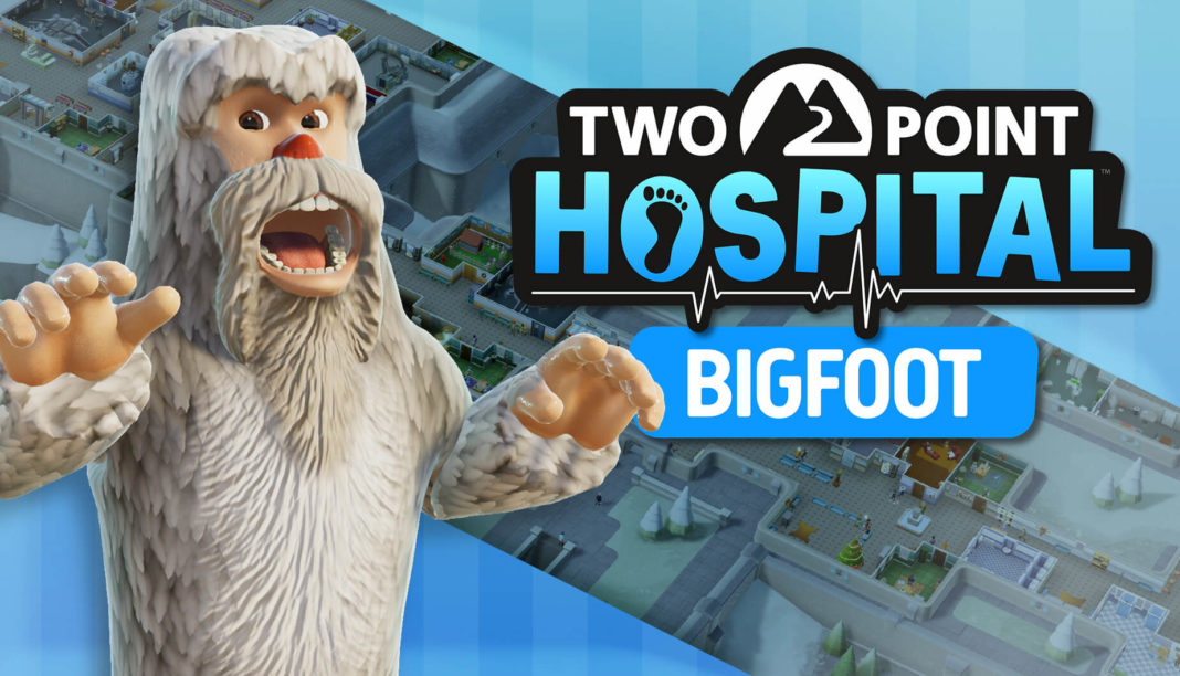 Two Point Hospital DLC Bigfoot