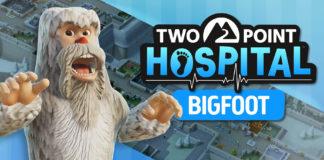 Two Point Hospital DLC Bigfoot
