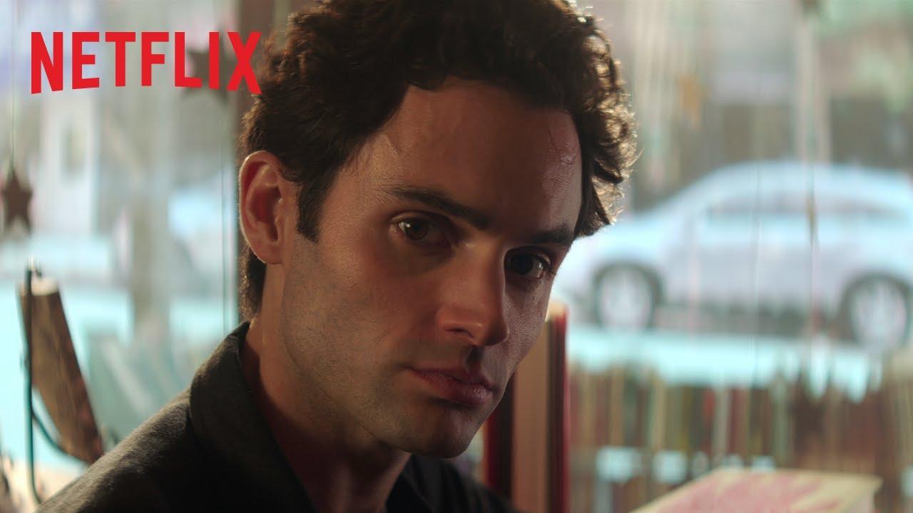 You : un nouveau trailer pour la série avec Penn Badgley