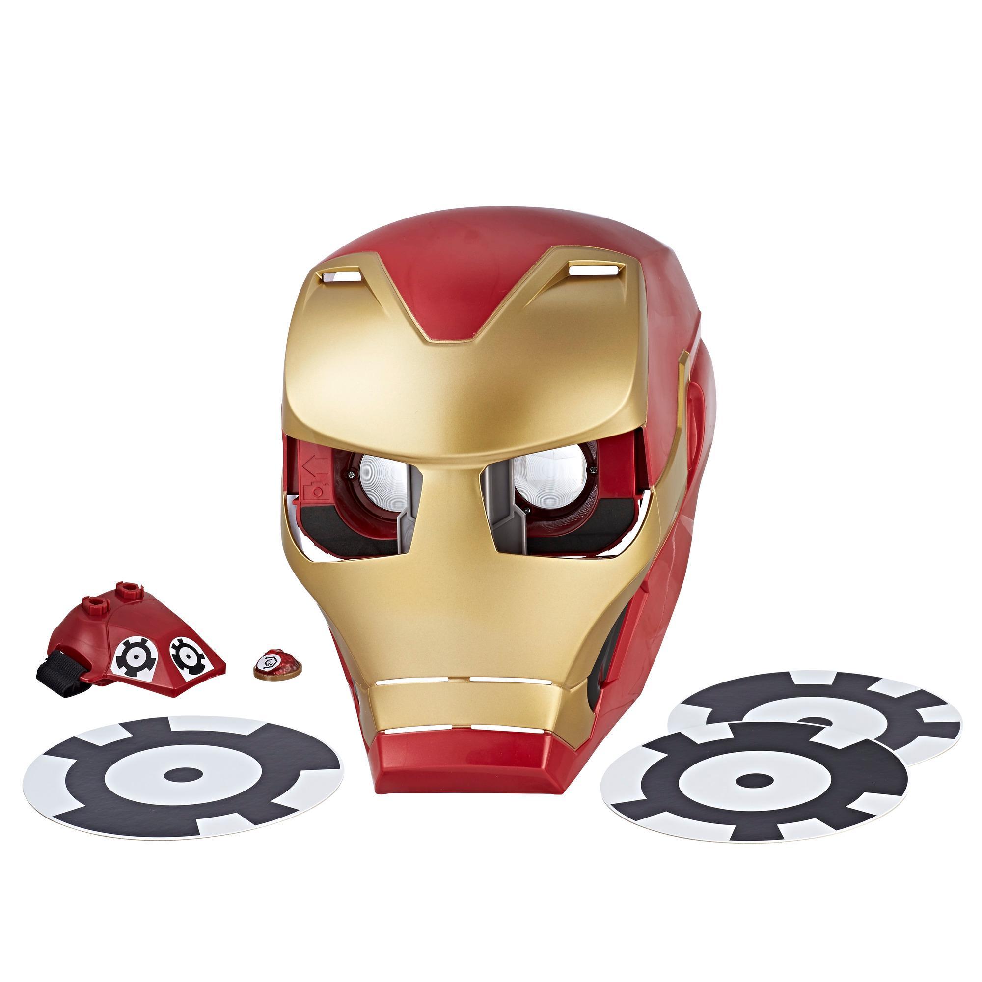 Test Hero Vision Le Casque De Réalité Augmentée Iron Man Par Hasbro