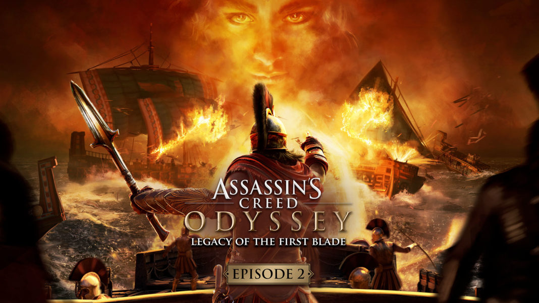Assassin's Creed Odyssey Shadow_Heritage_.190115_6pm_CET