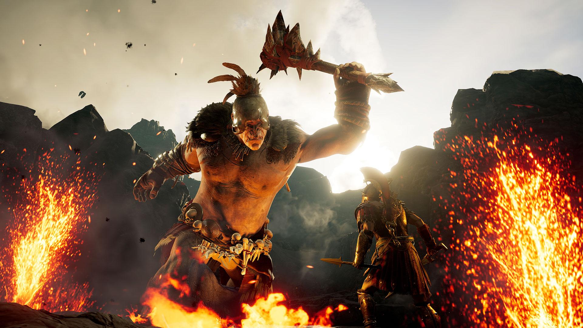 Assassin's Creed Odyssey : la mise à jour de janvier se ...