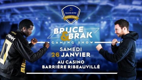 Bruce et Brak Gaming Show