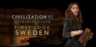 Civilization VI - Gathering Storm - Christine de Suède