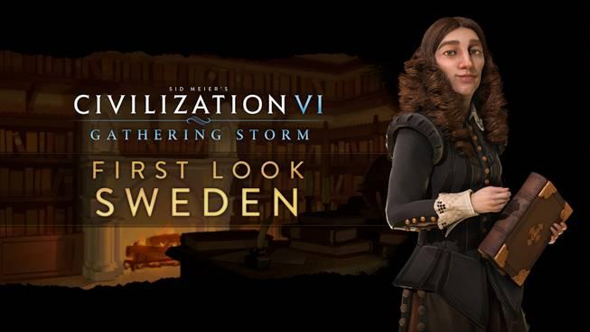 Civilization VI - Gathering Storm - Christine de Suède
