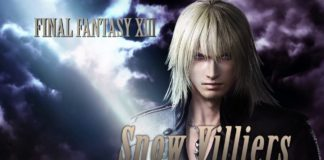 DISSIDIA FINAL FANTASY NT - Snow Villiers