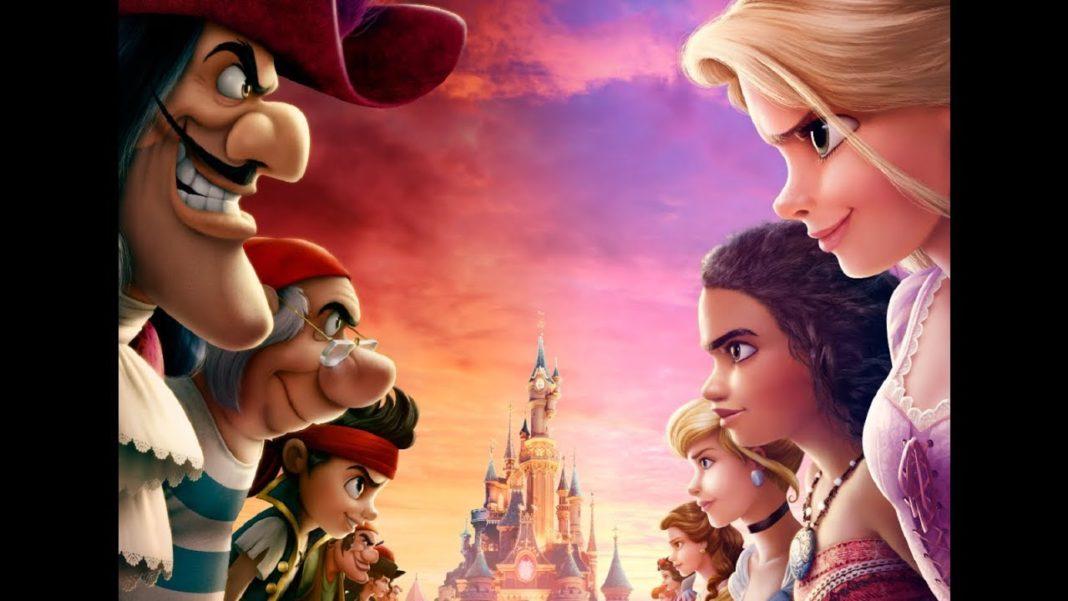 Disneyland Paris FESTIVAL PIRATES & PRINCESSES -TEASER