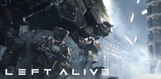 LEFT ALIVE - L'invasion garmoniyanne