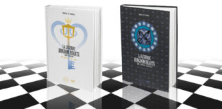 La Légende Kingdom Hearts - Third Éditions